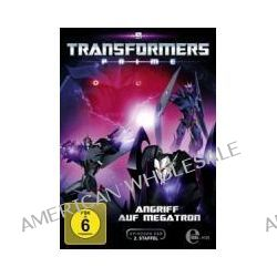 Film: (9)DVD TV-Angriff Auf Megatron  von David Hartman