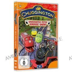 Film: Chuggington - Vol. 16  von Sarah Ball