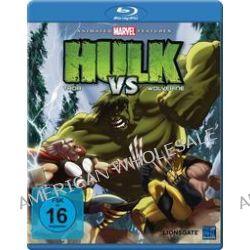Film: Hulk vs  von Sam Liu,Frank Paur