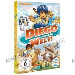 Film: Go Diego Go! - Diego Rettet die Welt  von Katie McWane