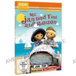 Film: Mit Jan und Tini auf Reisen - Box 3  von Jörg de Bomba