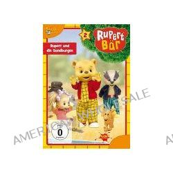 Film: Rupert Bär - DVD 2 - Rupert und die Sandburgen  von Barry J.C. Purves