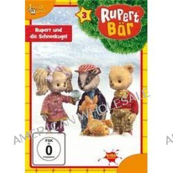 Film: Rupert Bär - DVD 3 - Rupert und die Schneekugel  von Barry J.C. Purves