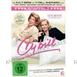 Film: Cybill - Staffel 1  von Andrew D. Weyman,David Trainer,Jonathan Weiss,Robert Berlinger,Tom Moore mit Cybill Shepherd,Christine Baranski,Tom Wopat,Dedee Pfeiffer
