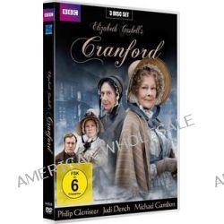 Film: Cranford (BBC 2007), 3 DVD  von Simon Curtis mit Judi Dench,Michael Jeter,Francesca Annis,Philip Glenister,Julia McKenzie