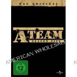 Film: A-Team - Season 5  von Stephen J. Cannell,Frank Lupo mit George Peppard,Dwight Schultz,Mr. T.,Dirk Benedict,John Ashley