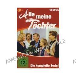 Film: Alle Meine Töchter - Die Komplette Serie (18 DVDs)  mit Ursula Buschhorn,Jutta Speidel,Günter Mack