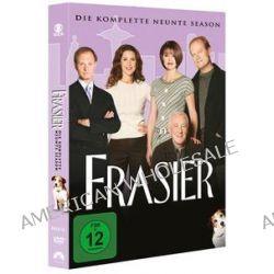 Film: Frasier - Season 9  von Kelsey Grammer mit Kelsey Grammar,Jane Leeves,David Hyde Pierce,Peri Gilpin,John Mahoney
