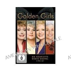 Film: Golden Girls, Staffel 7, 3 DVDs  von Susan Harris mit Beatrice Arthur,Betty White,Rue McClanahan,Estelle Getty,Herb Edelman