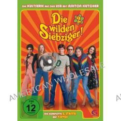 Film: Die wilden Siebziger! - Staffel 2  von David Trainer mit Danny Masterson,Mila Kunis,Laura Prepon,Wilmer Valderrama,Debra Jo Rupp