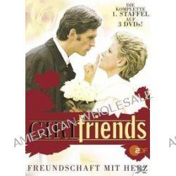 Film: Girlfriends- Staffel 1  von Christine Kabisch,Bettina Woernle mit Mariele Millowitsch,Tamara Rohloff,Walter Sittler,Andrea Bürgin,Arnfried Lerche