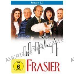 Film: Frasier – Staffel 1 (Teil 1)  von David Lee,Kelsey Grammer,Pamela Fryman,James Burrows,Sheldon Epps mit Dan Butler