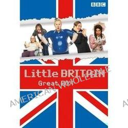 Film: Little Britain - Great Box  von Steve Bendelack,Matt Lipsey,Graham Linehan mit Tom Baker,Matt Lucas,David Walliams,Paul Putner,Joann Condon