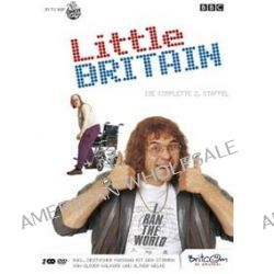 Film: Little Britain - 2. Staffel  von Steve Bendelack,Matt Lipsey,Graham Linehan mit Tom Baker,Matt Lucas,David Walliams,Paul Putner,Joann Condon