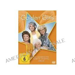 Film: Golden Girls - 5. Staffel  von Susan Harris mit Beatrice Arthur,Betty White,Rue McClanahan,Estelle Getty,Herb Edelman