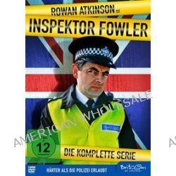 Film: Inspektor Fowler - Die komplette Serie  von John Birkin mit Mina Anwar,Mark Addy,Rowan Atkinson