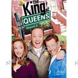 Film: King of Queens - Staffel 2  von Rob Schiller,Pamela Fryman,Robert Berlinger,Gail Mancuso mit Kevin James,Leah Remini,Jerry Stiller,Victor Williams,Patton Oswalt