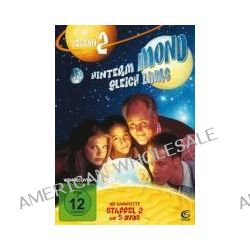 Film: Hinterm Mond gleich links Season 2 / 2. Auflage  von Terry Hughes,Robert Berlinger,James Burrows mit Wayne Knight,Elmarie Wendel,Simbi Khali,Jane Curtin,Joseph Gordon-Levitt