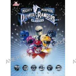 Film: Mighty Morphin Power Rangers Classixx - Season 3  von Bryan Spicer mit Karan Ashley,Johnny Yong Bosch,Steve Cardenas