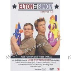Film: Elton vs. Simon - Staffel I + II  mit Elton,Simon Gosejohann