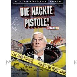 Film: Die nackte Pistole - Die komplette Serie  von Jim Abrahams,David Zucker mit Leslie Nielsen,Alan North,Rex Hamilton,William Duell,Peter Lupus