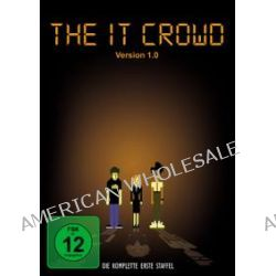 Film: The IT Crowd  von Graham Linehan,Ben Fuller,Barbara Wiltshire,Richard Boden mit Richard Ayoade,Chris O`Dowd,Katherine Parkinson,Christopher Morris