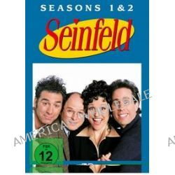Film: Seinfeld - Season 1 & 2 - Neuauflage  von Andy Ackerman,Jason Alexander,Tom Cherones,David Steinber mit Jerry Seinfeld,Julia Louis-Dreyfus,Michael Richards,Jason Alexander,Richard Fa