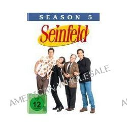 Film: Seinfeld Season 5 / Amaray  von Andy Ackerman,Tom Cherones,David Steinberg,David Owen Trainer mit Jerry Seinfeld,Julia Louis-Dreyfus,Michael Richards,Jason Alexander,Jerry Stiller