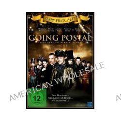 Film: Terry Pratchetts Going Postal, 2 DVD  von Jon Jones mit Richard Coyle,Charles Dance,Claire Foy,David Suchet,Terry Pratchett