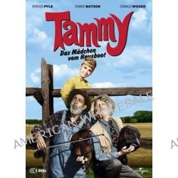 Film: Tammy - Das Mädchen vom Hausboot  von Leslie Goodwins mit Denver Pyle,Debbie Watson,Donald Woods,Dorothy Green,Dennis Robertson
