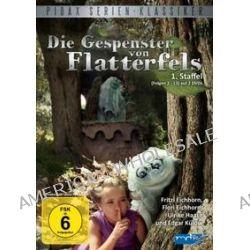 Film: Pidax Serien-Klassiker: Die Gespenster von Flatterfels - 1. Staffel  von Christine Krüger,Rodica Döhnert,Gunter