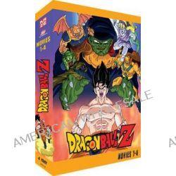 Film: Dragonball Z - Movies Box 1/3  von Daisuke Nishio,Mitsuo Hashimoto