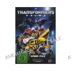 Film: (7)DVD TV-Orion Pax  von David Hartman