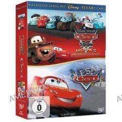 Film: Cars-Hooks unglaubliche Geschichten (2 DVDs)  von John Lasseter mit Paul Dooley,Jenifer Lewis,Guido Quaroni,Tony Shalhoub,Cheech Marin,Larry the Cable Guy,Bonnie Hunt,Paul Newman