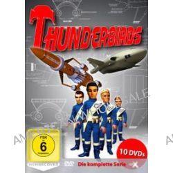 Film: Thunderbirds - Die komplette Serie  von Brian Burgess,David Elliott,David Lane,Alan Pattillo,DES