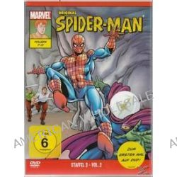 Film: Original Spiderman - Season 3 - Volume 2  von Ray Patterson,Clyde Geronimi,Sid Marcus,Grant Simmons,Ralph Bakshi