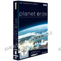 Film: Planet Erde - Die komplette Serie (BBC), 6 DVD  von Alastair Fothergill mit BBC