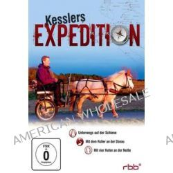 Film: Kesslers Expedition-4 DVD Box-Vol.3  von Thorsten Klauschke mit Michael Kessler