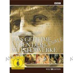 Film: Das geheime Leben der Meisterwerke, 7 DVD  von Michael Burke,Lucie Donahue,Mick Gold,Judith Winnan