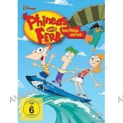 Film: Phineas und Ferb - Vol 1 - Team Phineas und Ferb  von Dan Povenmire