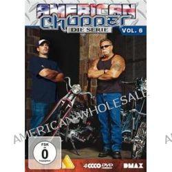 Film: American Chopper - Die komplette 6. Staffel  mit Paul Teutul Sr.,Paul Teutul Jr.
