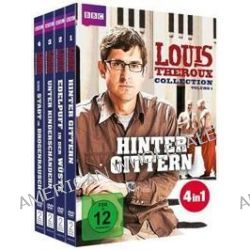 Film: Louis Theroux Collection Bundle 1-4  von Louis Theroux mit Louis Theroux
