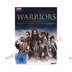 Film: Warriors - Die größten Krieger der Geschichte, 2 DVD  mit Louis Ozawa Changchien,Tom Burke,Andrew Tiernan,Hiro Kanagawa,Richard McCabe