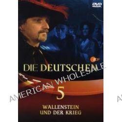 Film: Die Deutschen - DVD 5: Wallenstein und der Krieg  von Stefan Jürgens