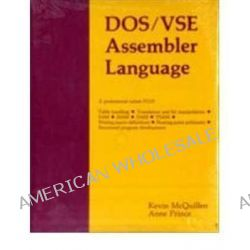 DOS/VSE Assembler Language by Kevin McQuillen, 9780911625318.