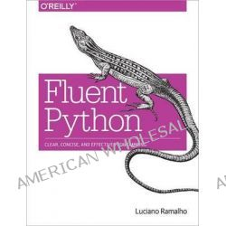 Fluent Python by Luciano Ramalho, 9781491946008.