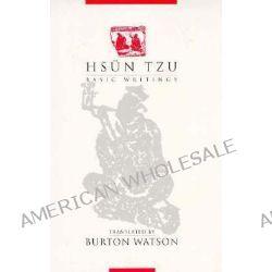 Hsun Tzu, Basic Writings by Hsun Tzu, 9780231106894.
