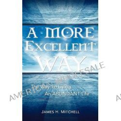 A More Excellent Way by James H Mitchell, 9781609577902.