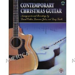 Acoustic Masterclass, Contemporary Christmas Guitar, Book & CD by David Cullen, 9780757923753.