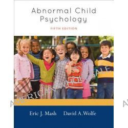 Abnormal Child Psychology by Eric J Mash, 9781111834494.